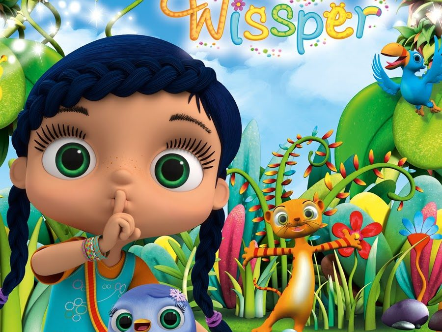 Wissper Season 2 premieres on milkshake!